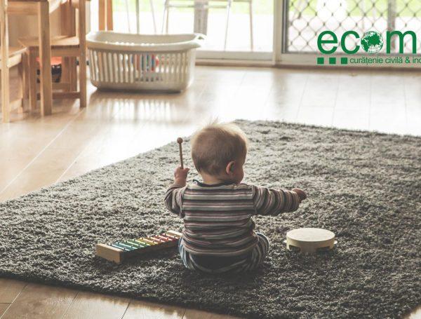 Cum sa cureti perfect orice tip de podea